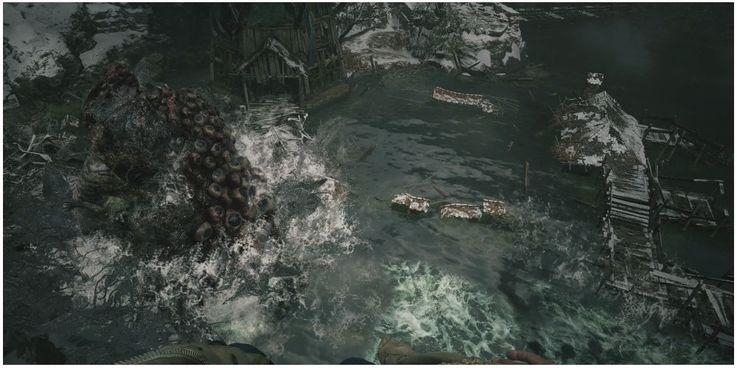 Cara Mengalahkan Moreau Resident Evil Village 3