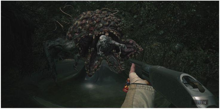 Cara Mengalahkan Moreau Resident Evil Village 5