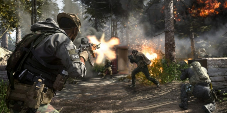 Developer Call Of Duty 2021