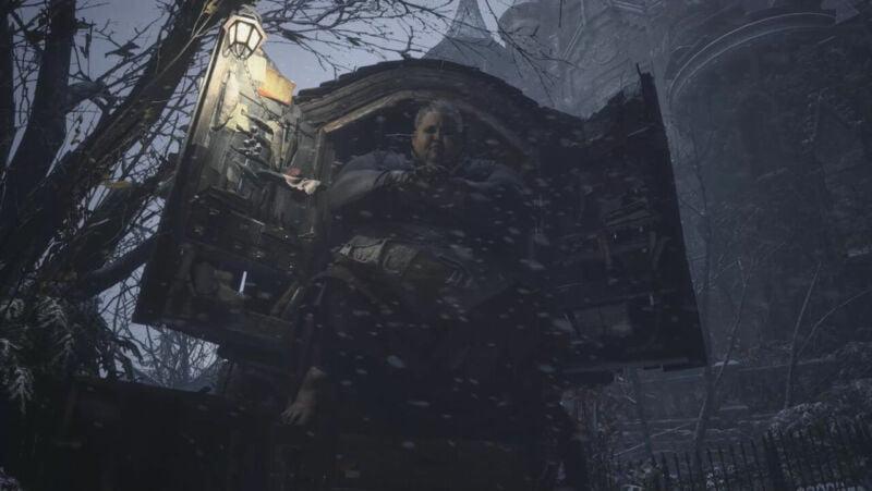 Duke Resident Evil Village
