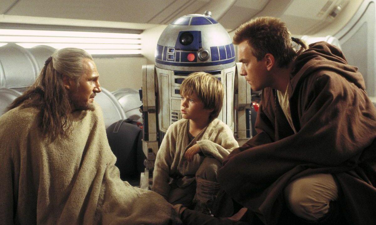 Maste jedi Anakin skywalker