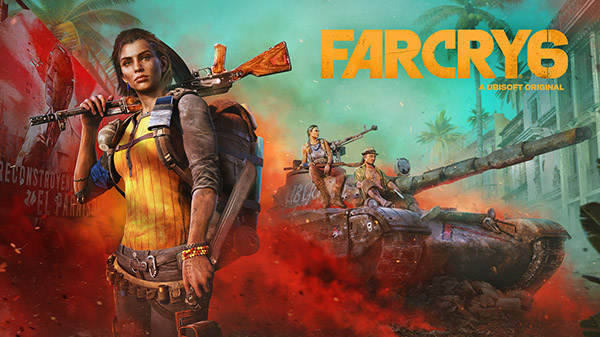 Far Cry 6 Console Lawas