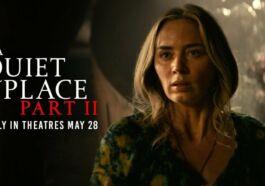 Final Trailer A Quiet Place Part II