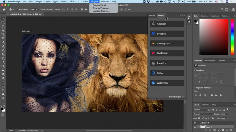 Highres Photoshop New Photoshop Plug In Experience 2 1603109045