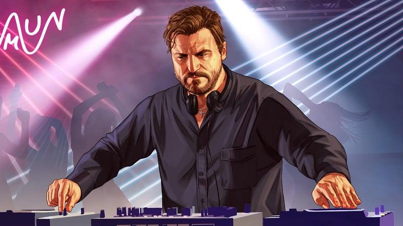 Rockstar Games CircoLoco Records