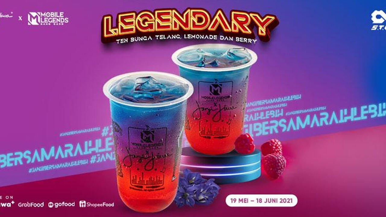 Janji Jiwa Mobile Legends Legendary