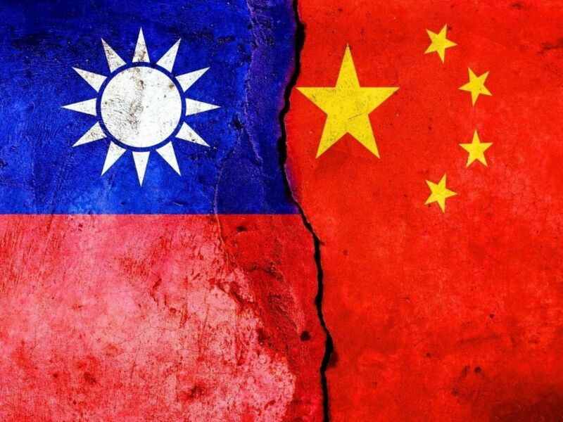 Kontroversi China Taiwan