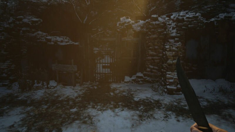 Resident Evil Village M1851 Wolfsbane Magnum