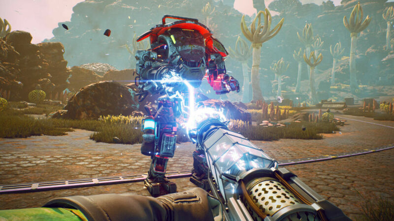 The Outer Worlds Microsoft