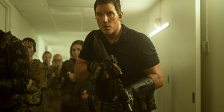 Tomorrow War Chris Pratt