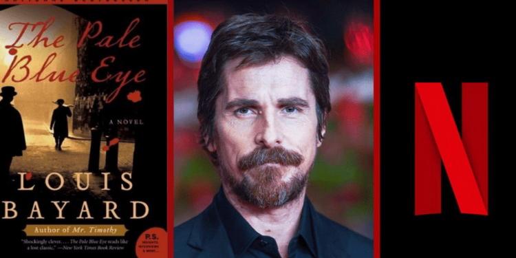 Christian Bale Pale Blue eye