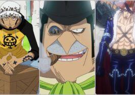 Anggota Generasi Terburuk Yang Membuat Aliansi Dengan Luffy