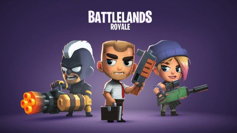 game battle royale android terbaik 2021- Battlelands Royale