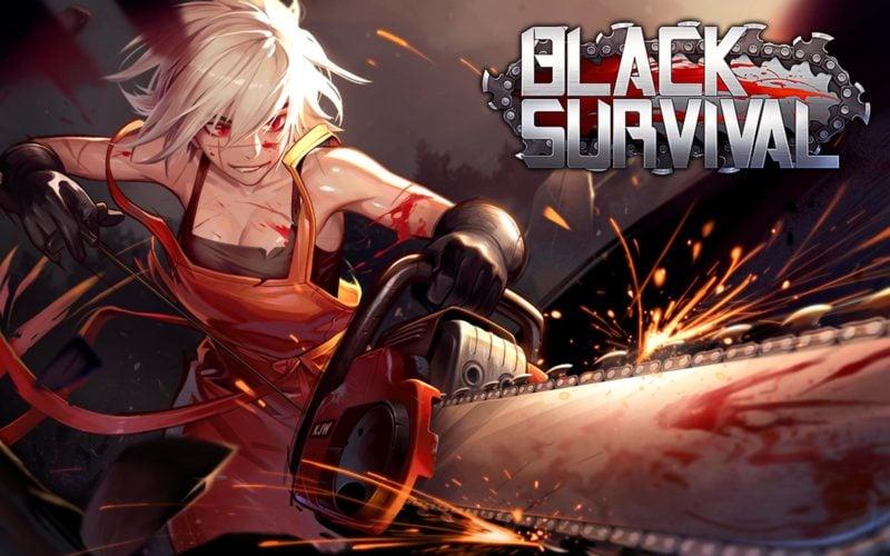 game battle royale android terbaik 2021- Black Survival
