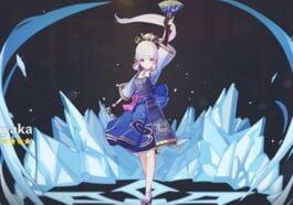 Bocoran Gameplay Ayaka Genshin Impact