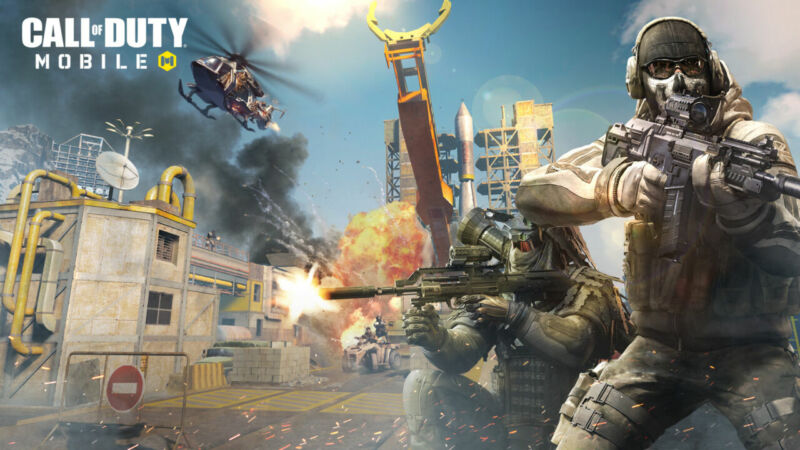 game battle royale android terbaik 2021- Call Of Duty Mobile
