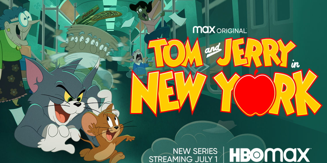 Tom and Jerry: In New York