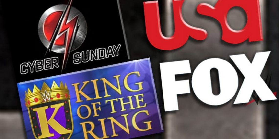 Cyber Sunday King of the Ring