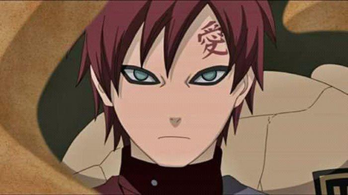 Gaara + Ninja Naruto Masa Lalu Menyedihkan