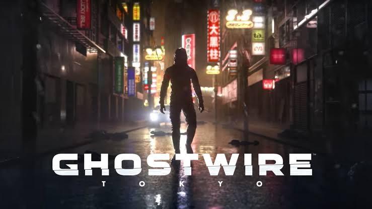 game terbaik 2021- Ghostwire Tokyo