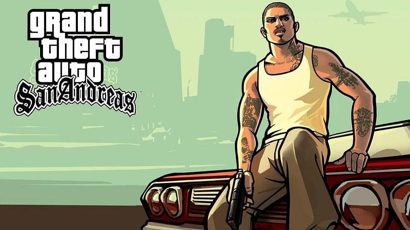 game pc ringan ram 2gb- Grand Theft Auto San Andreas