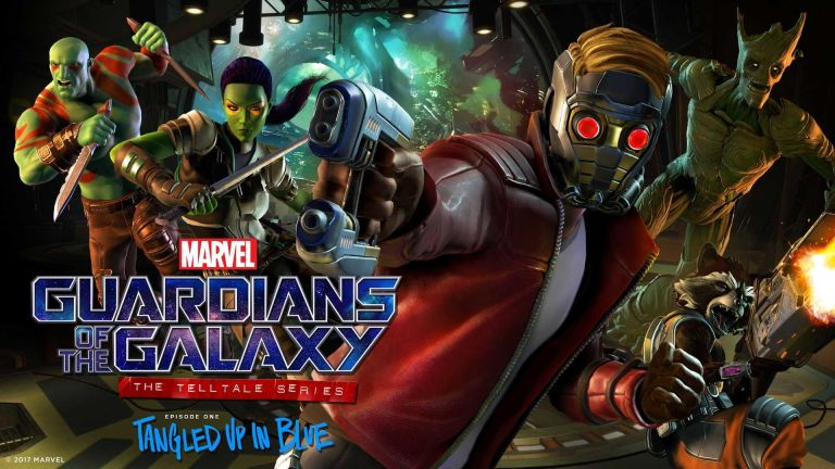 Guardians Of The Galaxy The Telltale