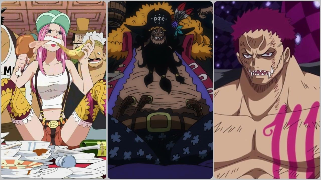 Inilah Karakter One Piece Yang Mempunyai Nafsu Makan Besar
