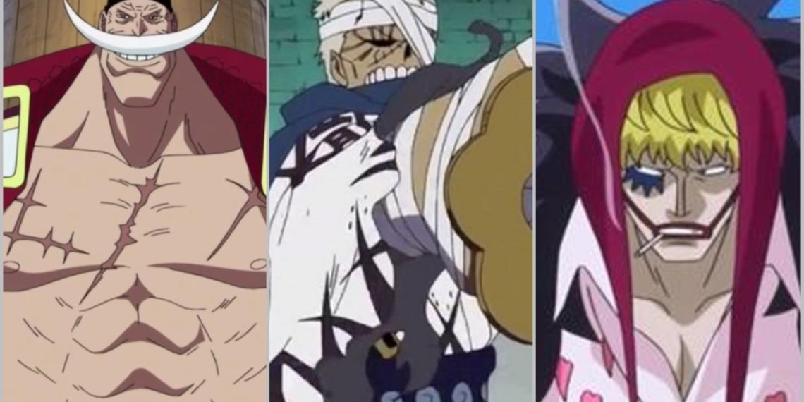 Inilah Karakter One Piece Yang Sudah Mati, Tapi Masih Dikenang