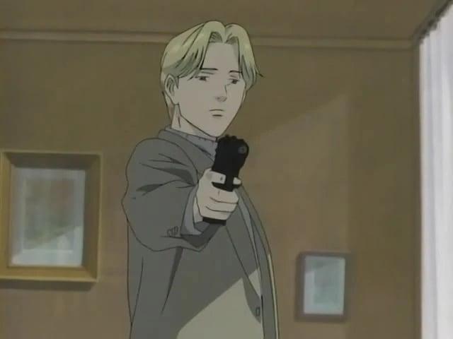 Johan Liebert + Karakter Anime Membunuh Orang Tua