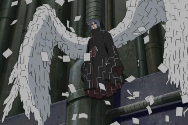 Konan + Ninja Bisa Terbang