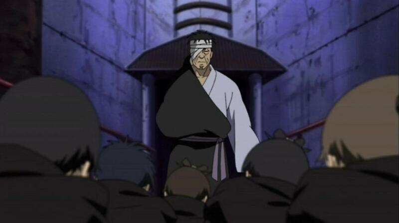 Mempunyai Motivasi Kuat Untuk Melindungi Konoha + Sisi Baik Danzo Shimura
