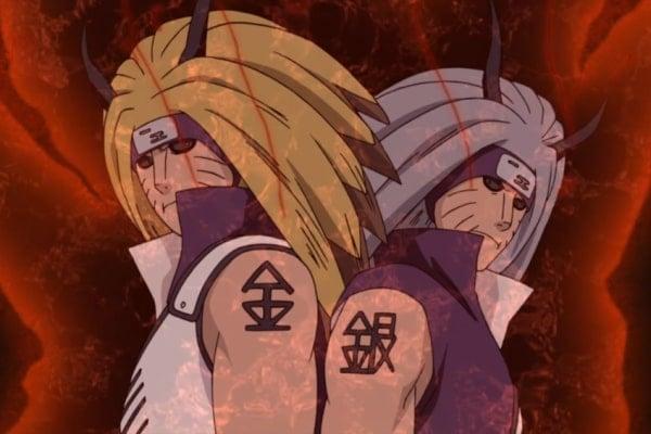 Mereka Adalah Pseudo Jinchuuriki + Fakta Kinkaku dan Ginkaku