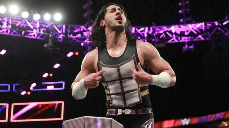 pegulat muslim WWE