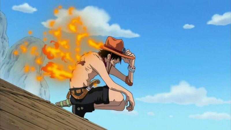 Portgas D Ace + Karakter One Piece Sudah Mati
