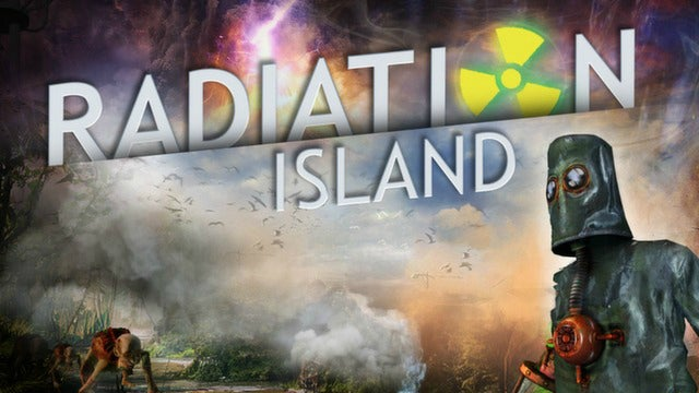 game battle royale android terbaik 2021- Radiation Island