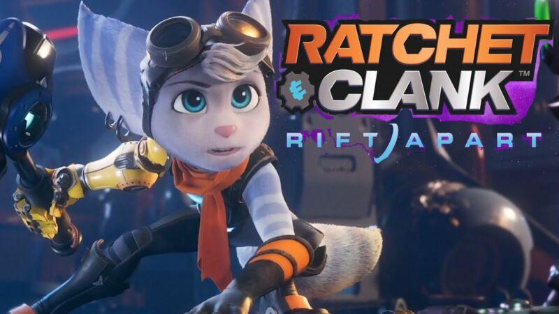 game keren juni 2021- Ratchet Clank Rift Apart