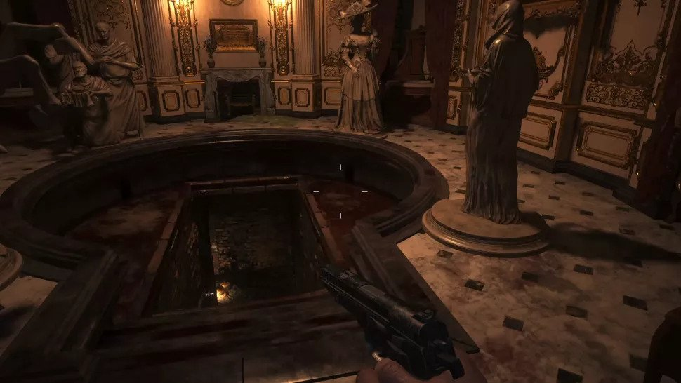 Resident Evil Village Statue Puzzle