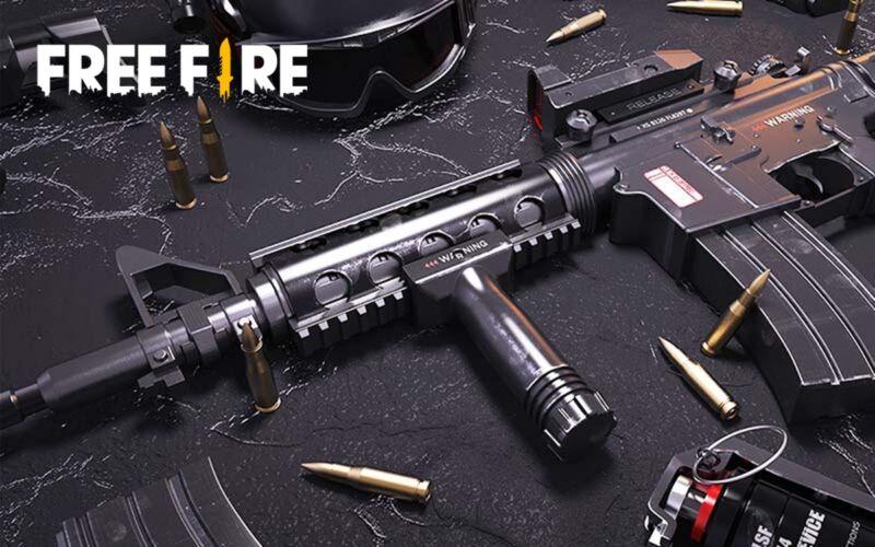Senjata Free Fire Yang Di Buff Dan Di Nerf