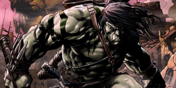 Skaar She-Hulk