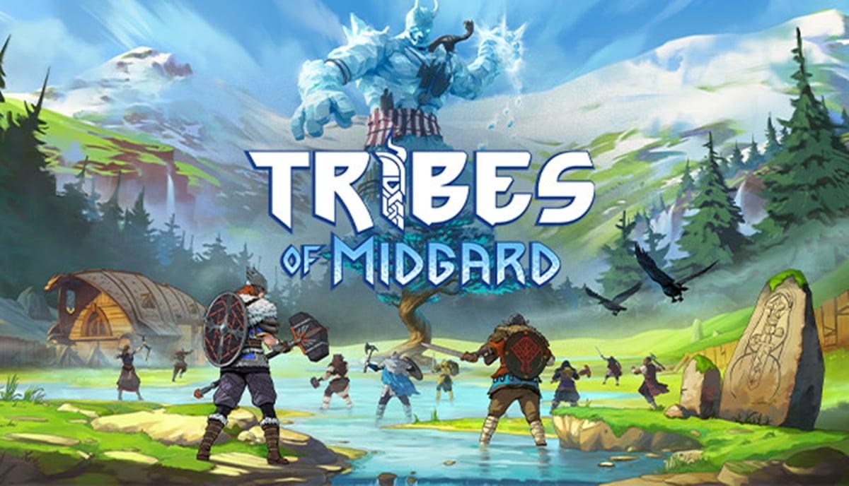 Spesifikasi Pc Game Tribes Of Midgard