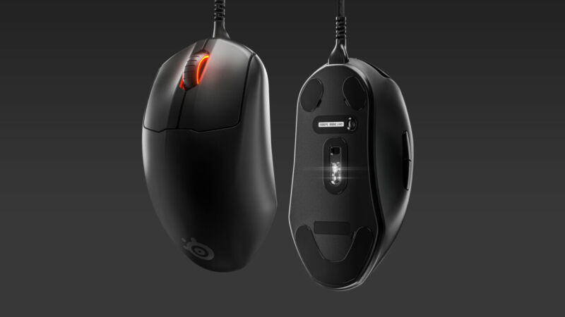 Steelseries Prime+ Mouse