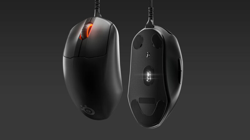 Steelseries Prime Mouse