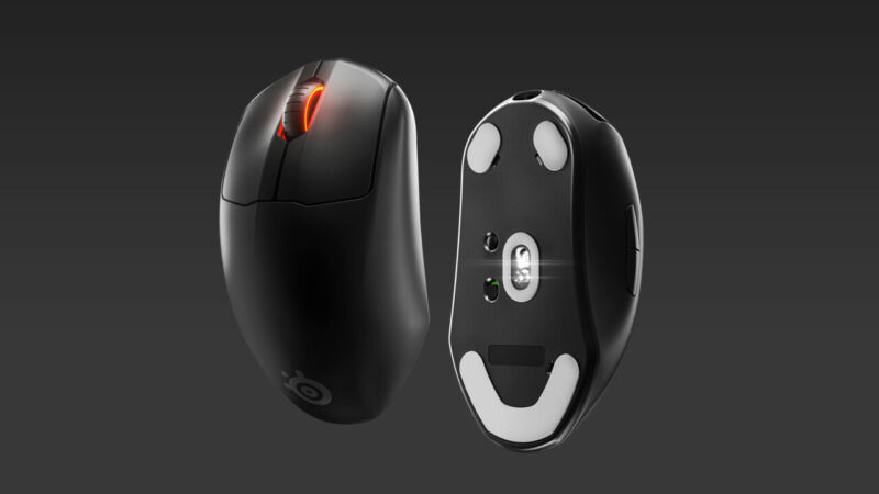 Steelseries Prime Wireless Mouse