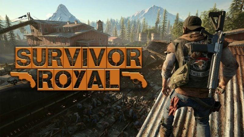 game battle royale android terbaik 2021- Survivor Royale
