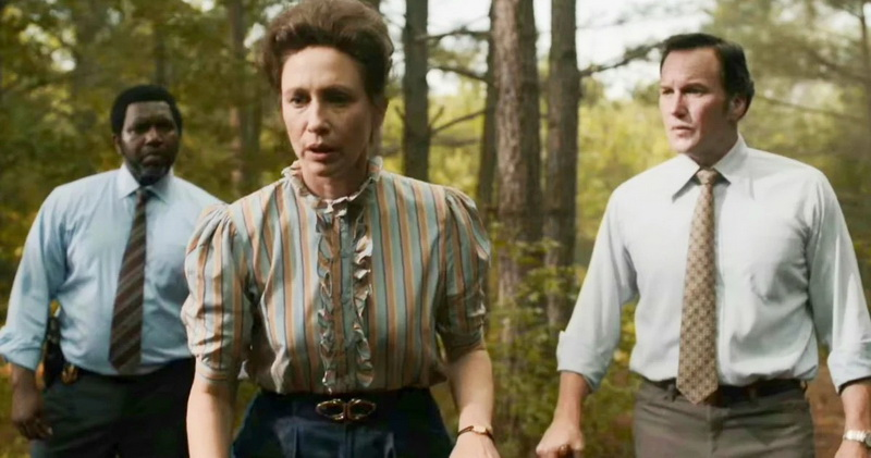 review the conjuring