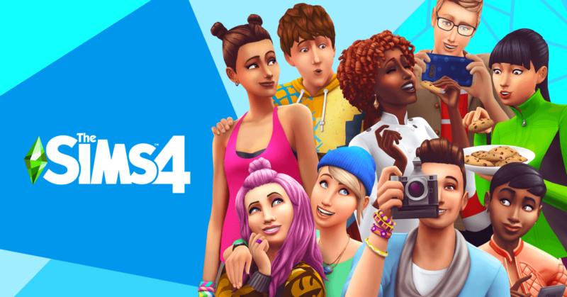 game pc ringan ram 2gb- The Sims 4