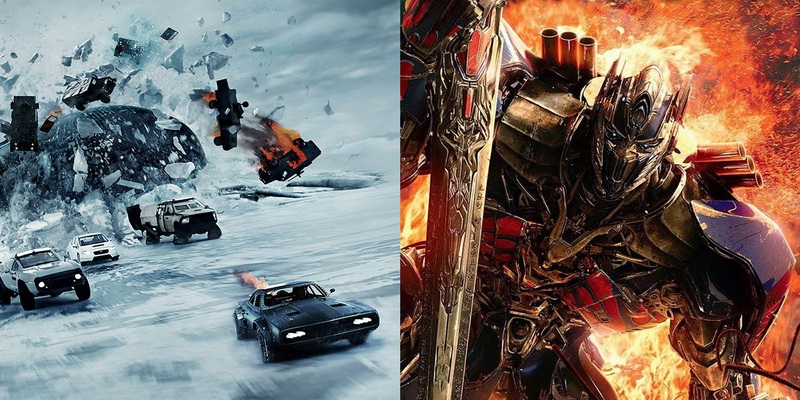 Transformers Fast And Furious