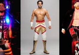 Pegulat WWE muslim