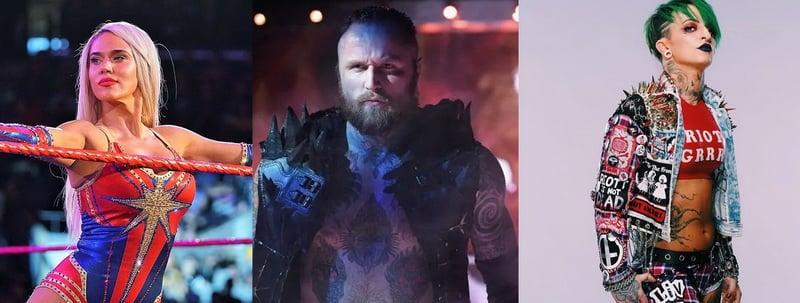 pemecatan pegulat WWE