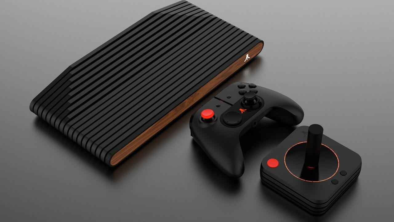 Atari Vcs 1
